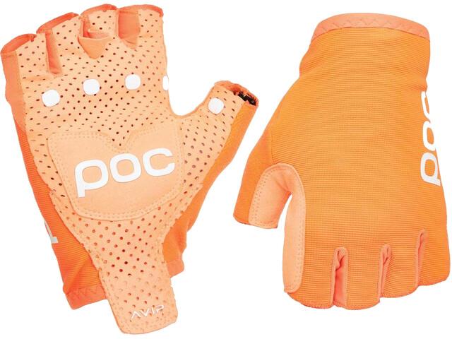 POC AVIP Vingerloze Handschoenen, oranje